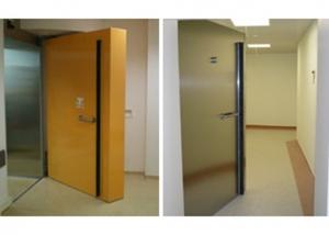 linac-doors